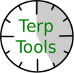 New TerpTimer Logo